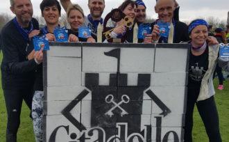 Epreuve course La Citadelle à Calais vainqueurs