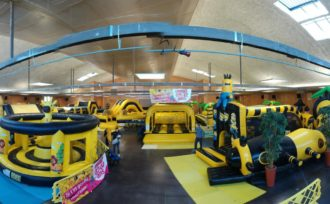 Parc jeux gonflables _ Structures gonflables