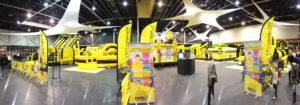 parc de jeux gonflables géant à dunkerque